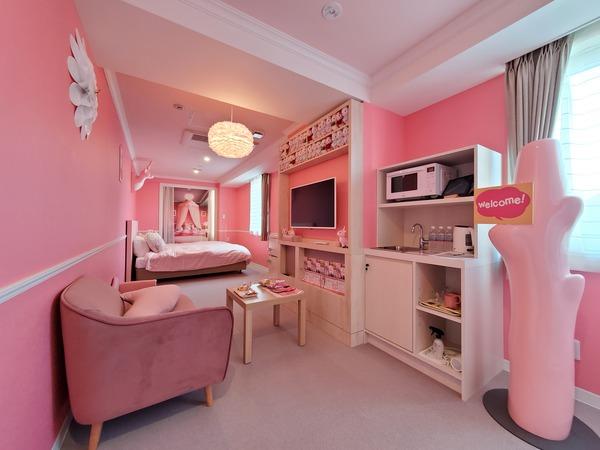 宿泊 319号室『岩下の新生姜の部屋 New Ginger Room』 (トリプル).jpg